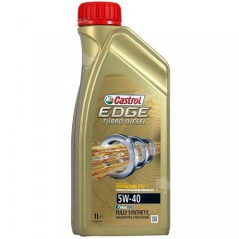 Castrol Edge Diesel Titanium 5w40 FST 1L